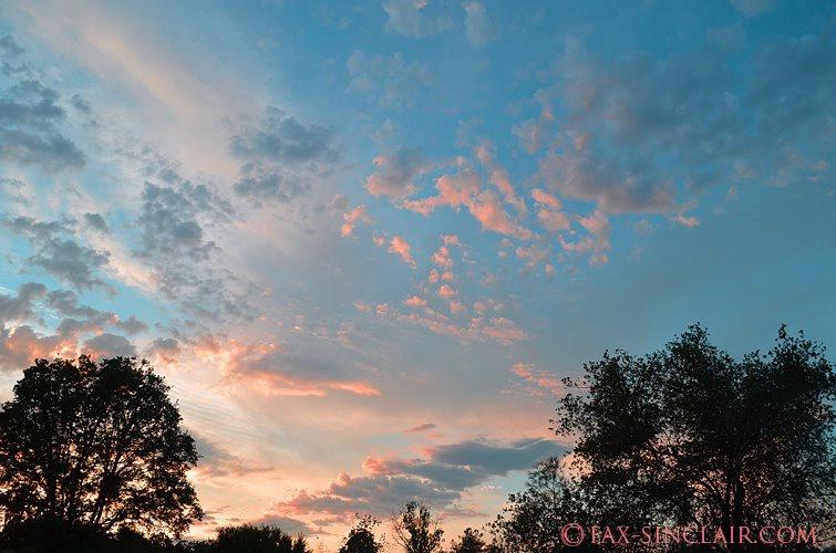 Parish Sky