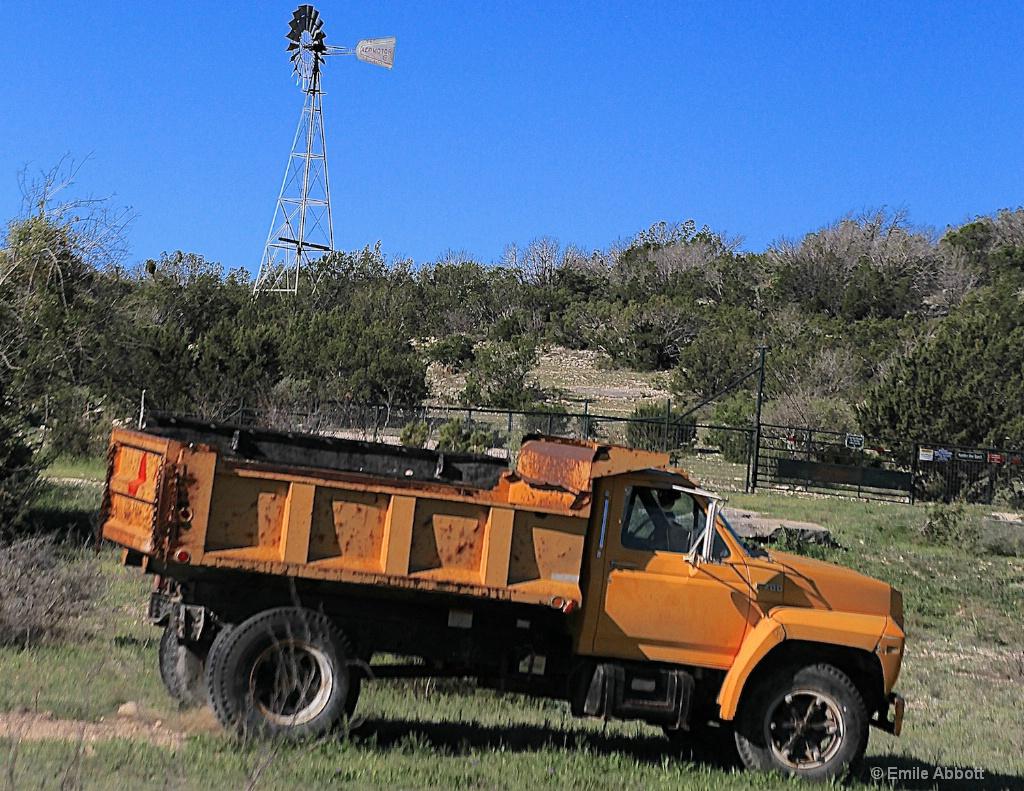 Truck  Windmill