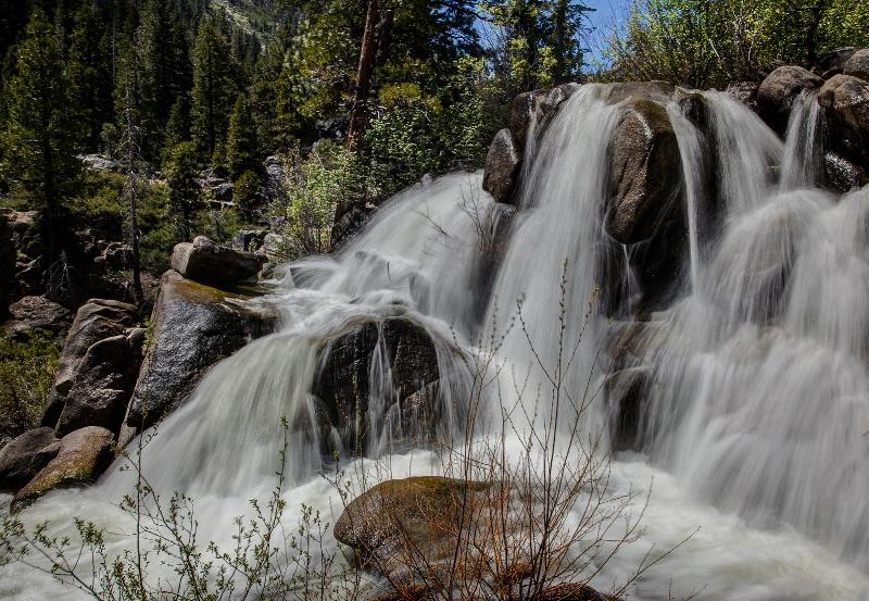 Hot Springs Waterfall