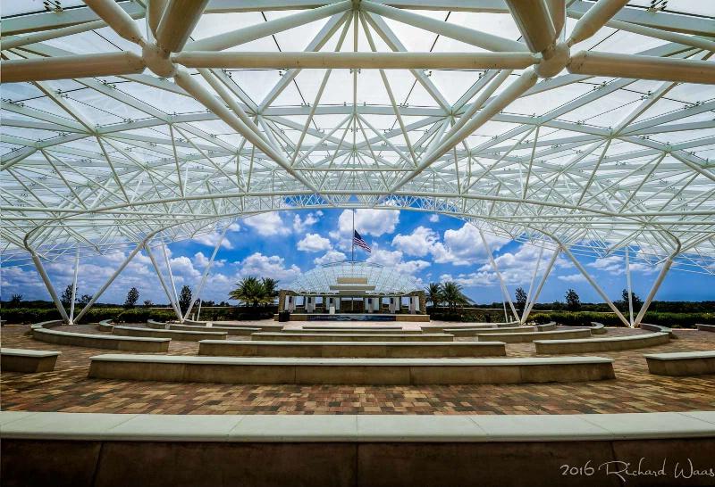 National Cemetery in Sarasota, Florida