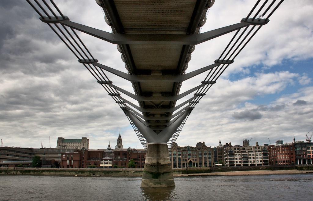 Magnificent Millenium Bridge