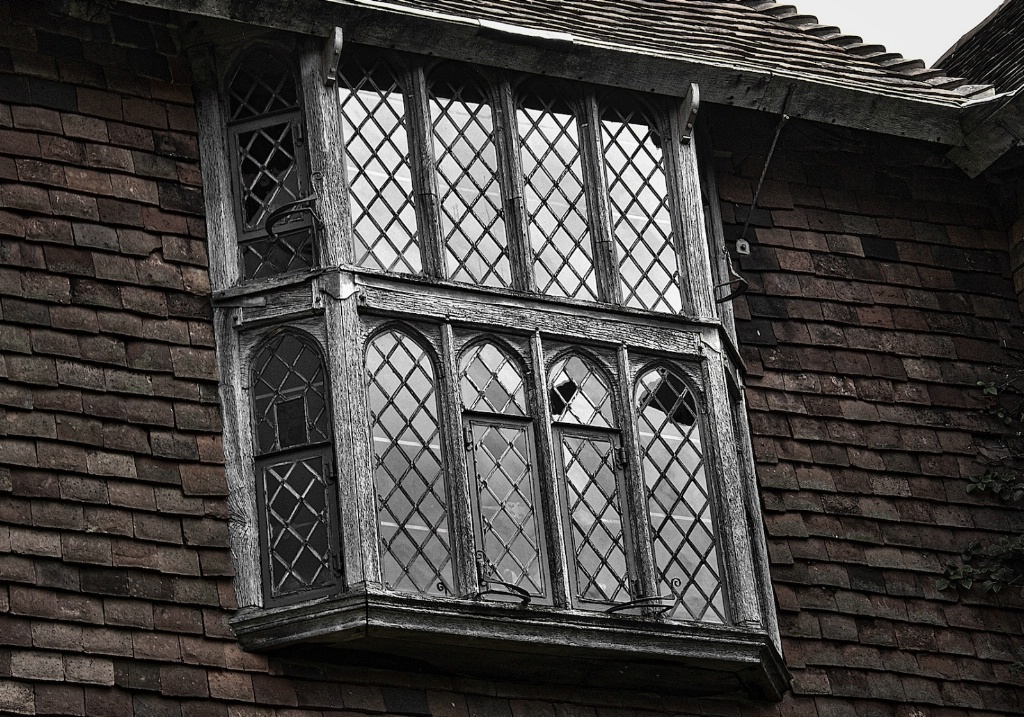Window at a Farm in Sussex