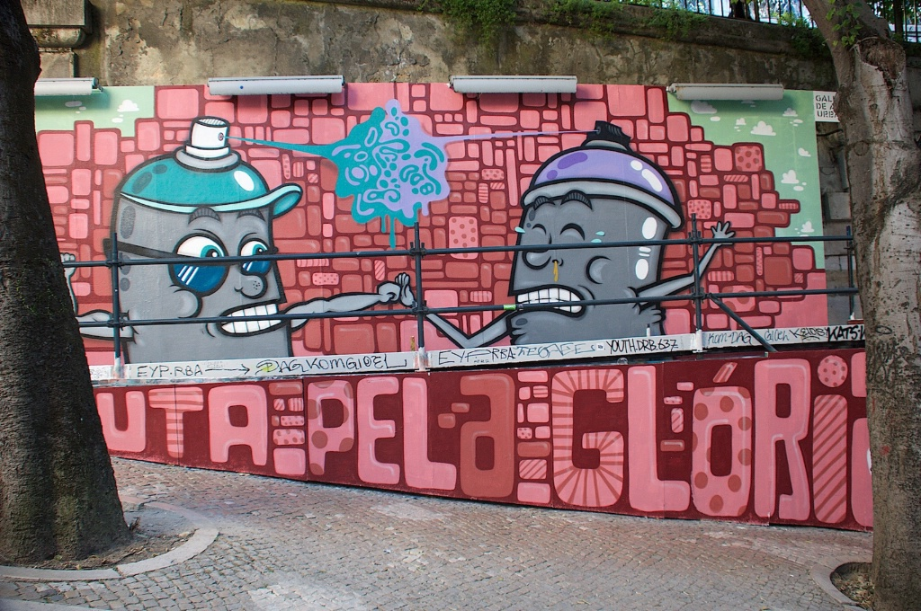 Lisbon Street Art 2