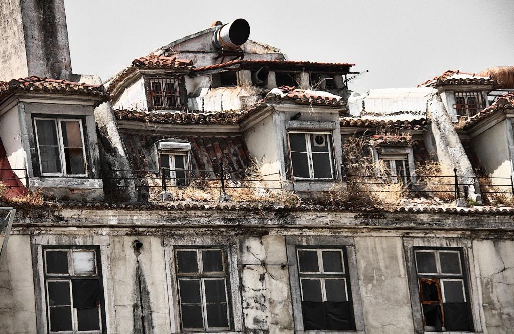 Abandoned in Old Lisbon