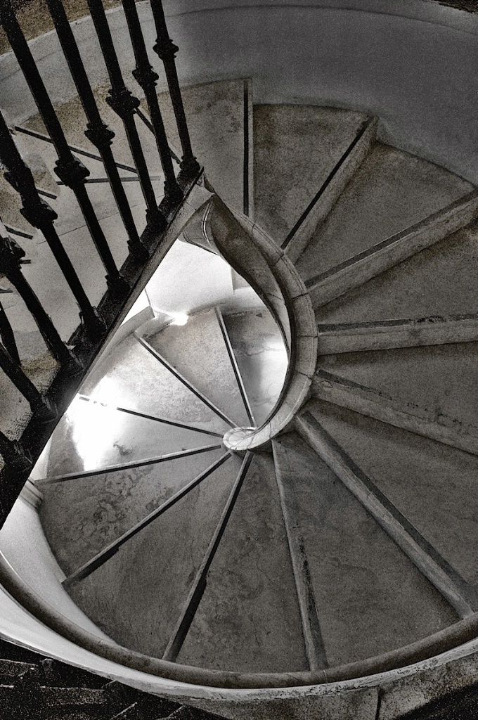 Staircase in Sintra