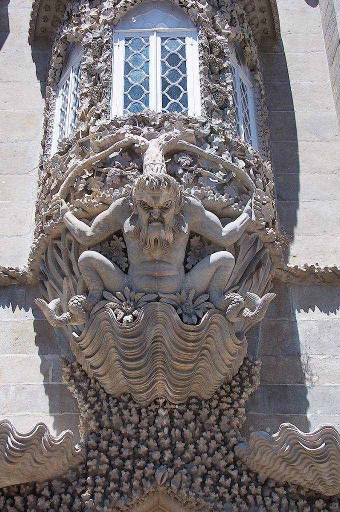 Gargoyle  in Sintra