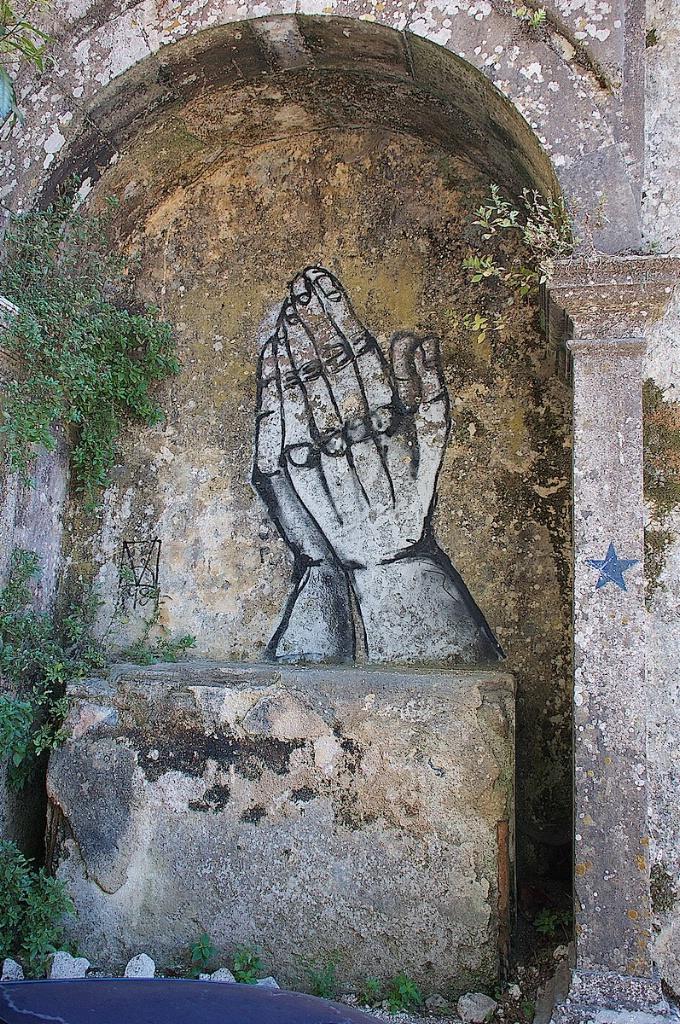 Street art In Sintra