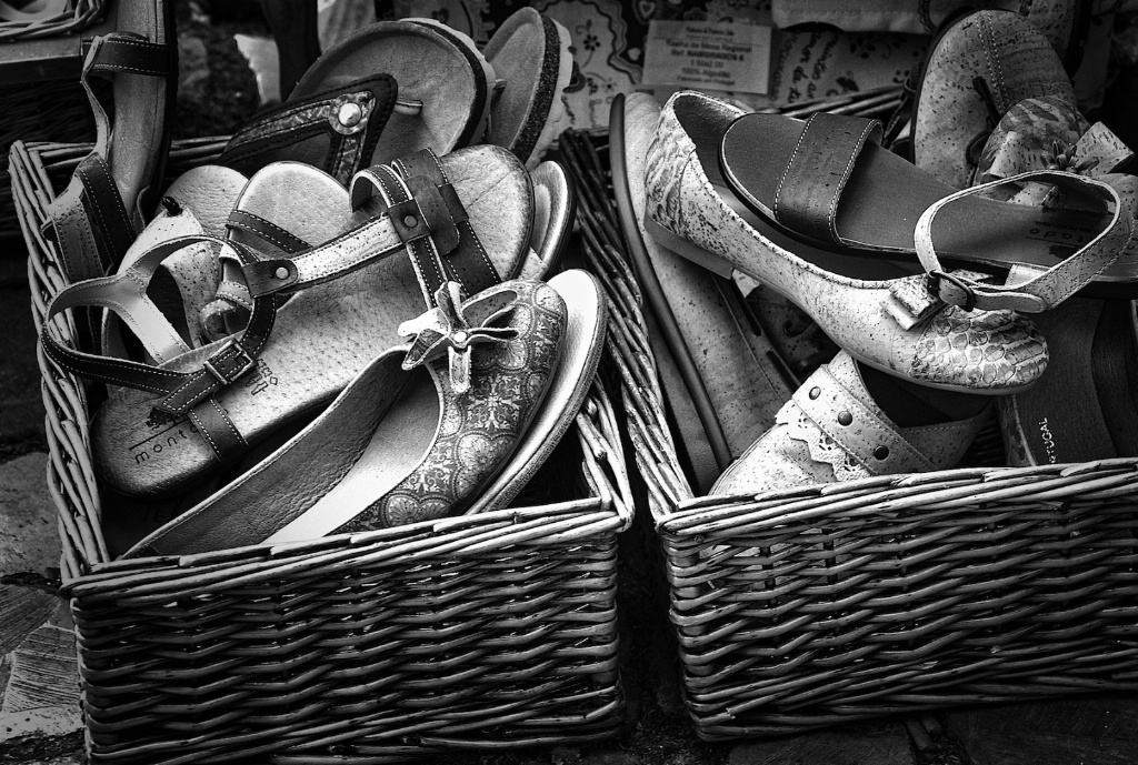 Old Shoes for Sale