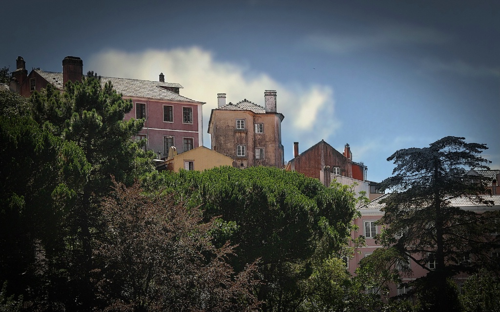 Sintra from the Road