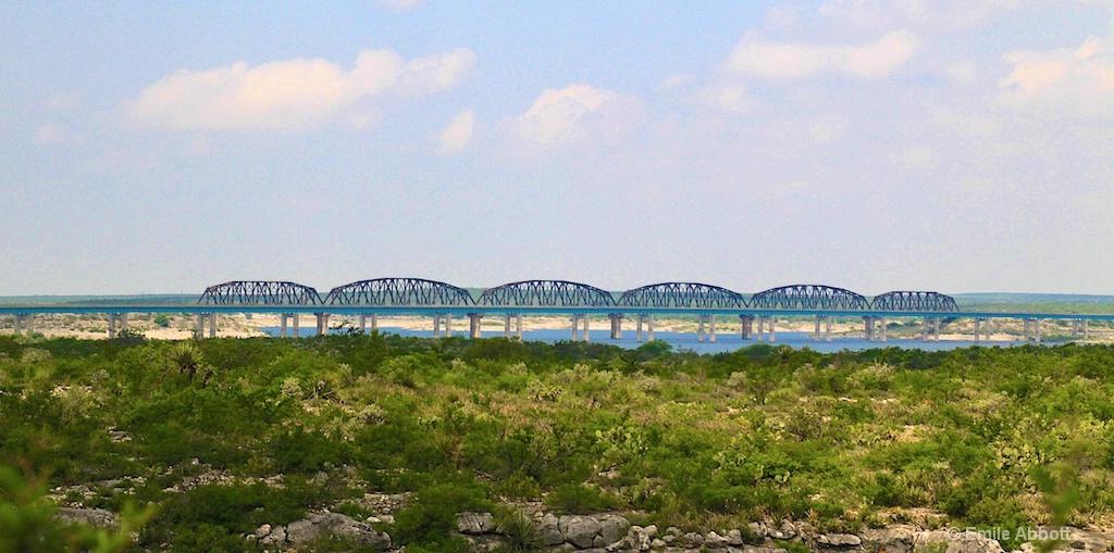 HiWay 90 bridge