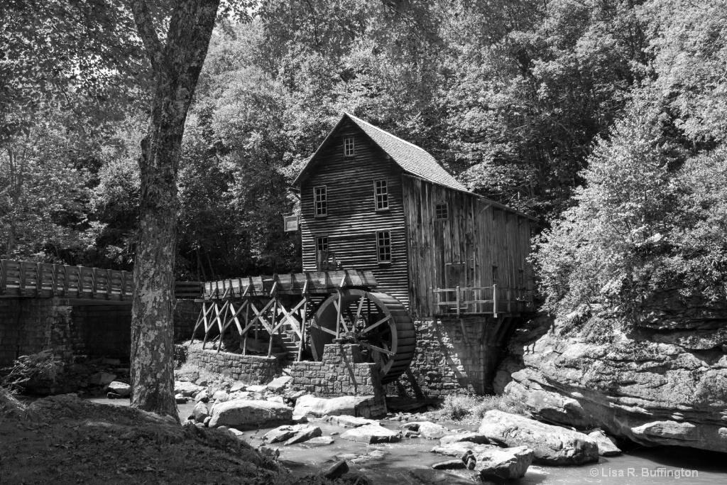 Glade Creek Grist Mill 3