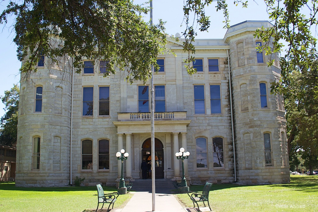 Historic Val Verde Courthouse