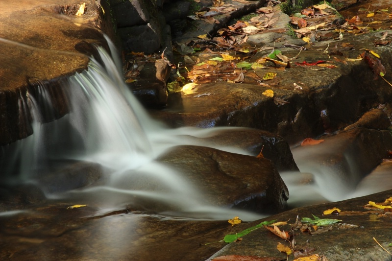 Early October Falls
