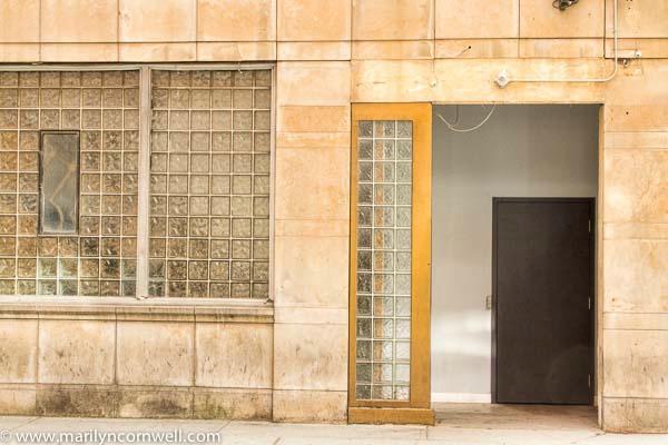 Mercer Street Door