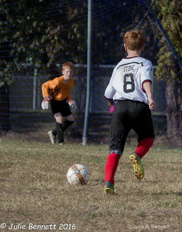 Shot on Goal 3