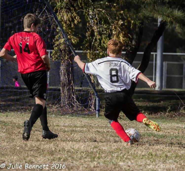Shot on Goal 4