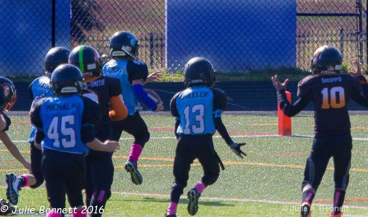 Touchdown Gilmore