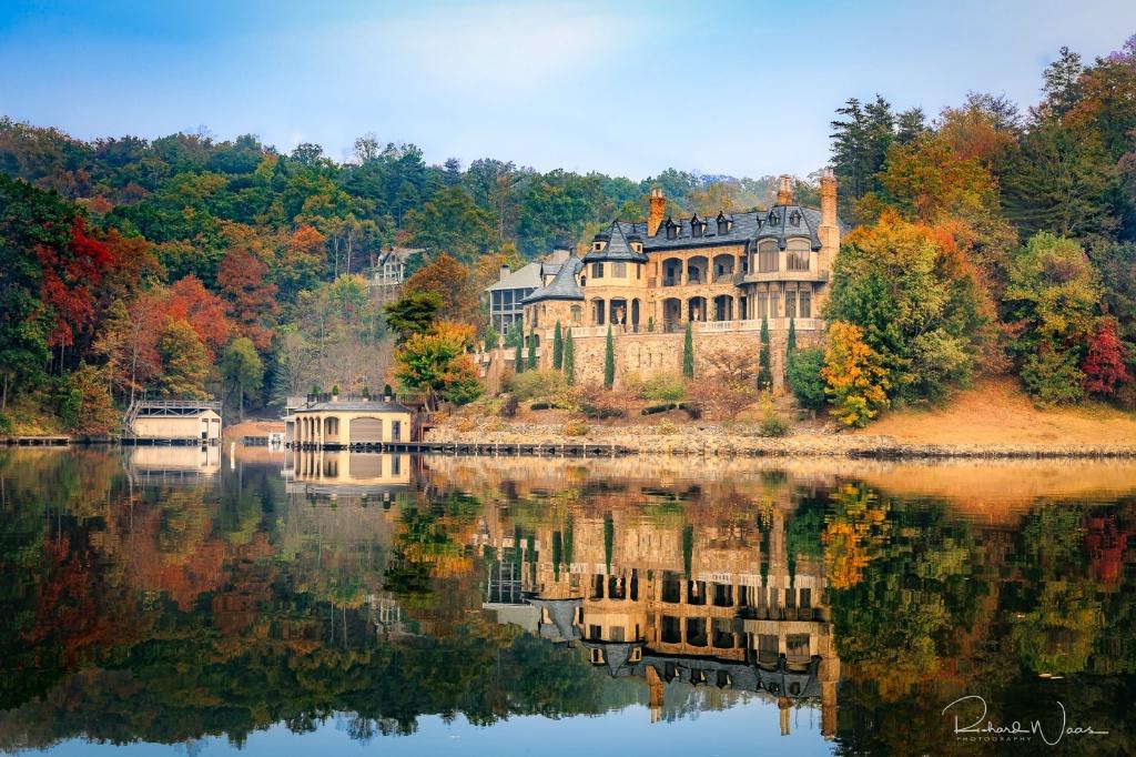 Mansion on Lake Lure