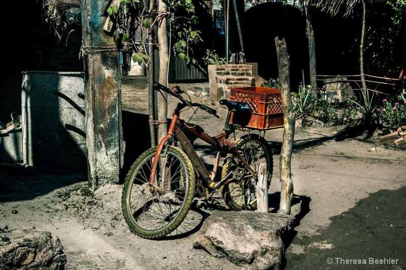 Stone Bike  - Full View