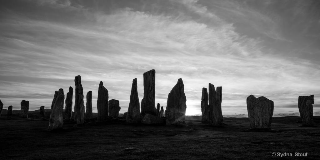 callanish monument lewis scotland