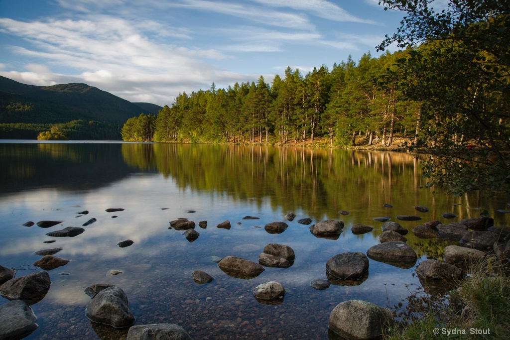 Loch Morich Cairngorms National Park
