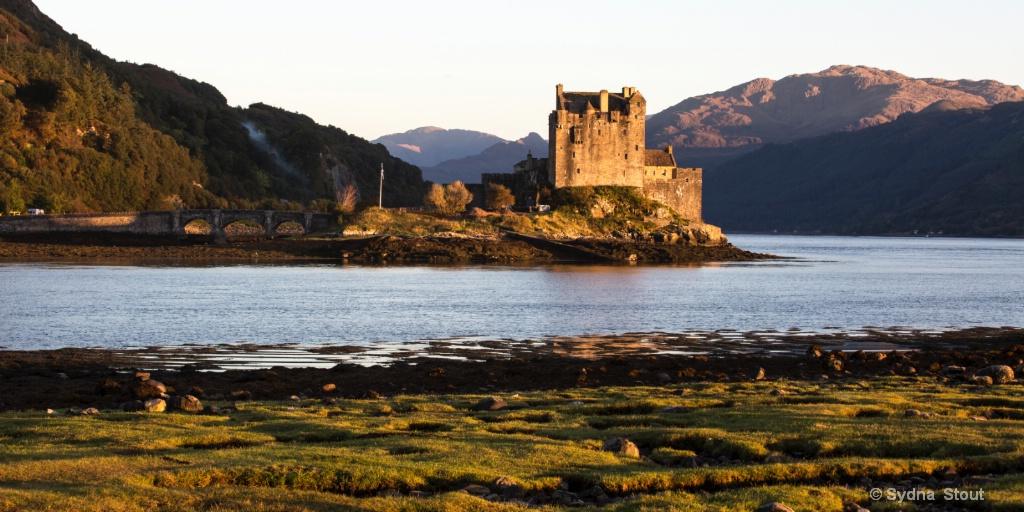 Eielean Donon Castle