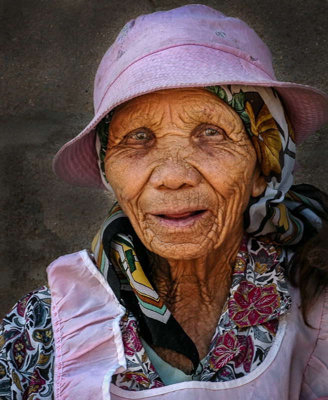 Grandmother- South Africa