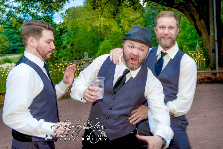 Charlotte Wedding Photographer 1812 Hitching Post