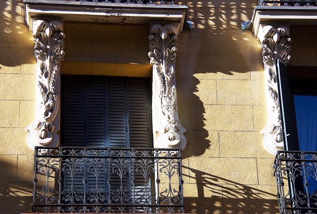 Beautiful Balcony in Madrid