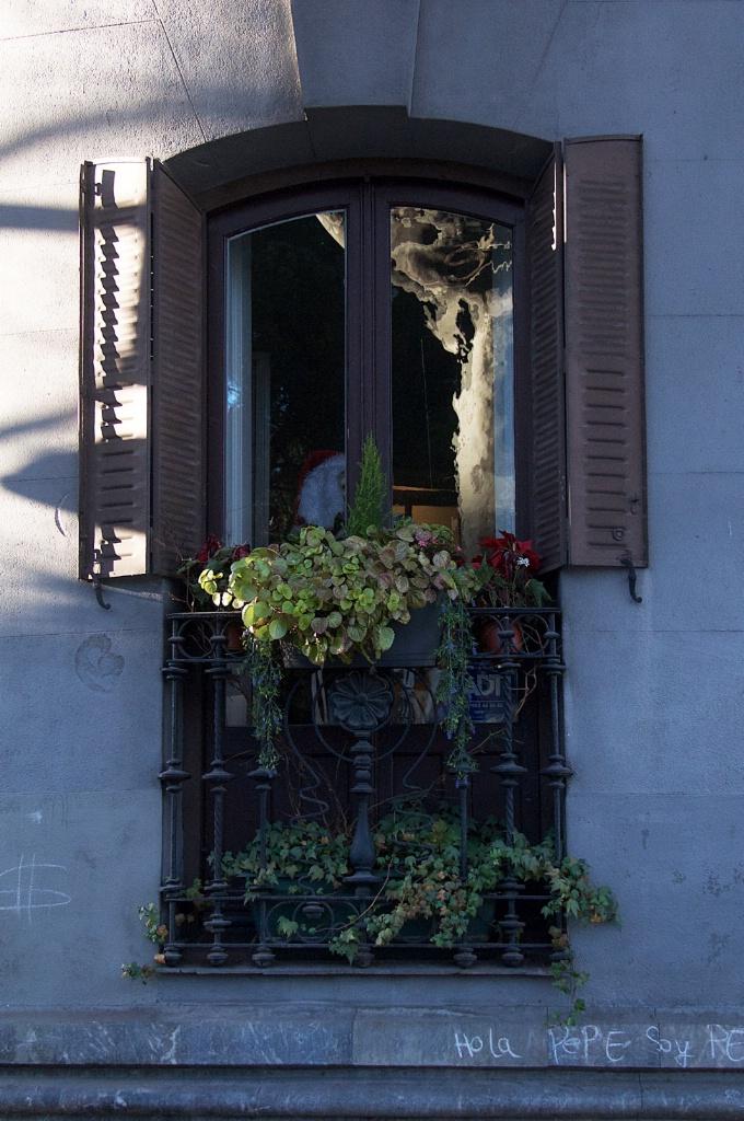 Balcony in Madrid 5