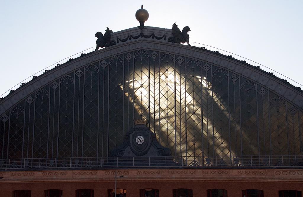 Atocha Station Madrid