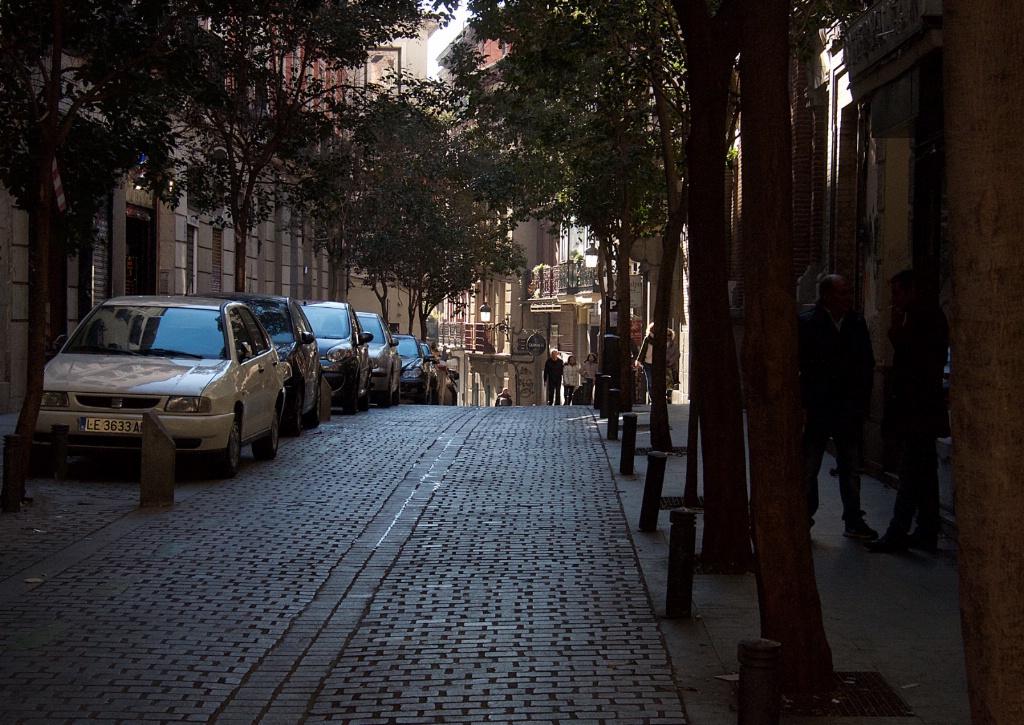 Old Madrid Street