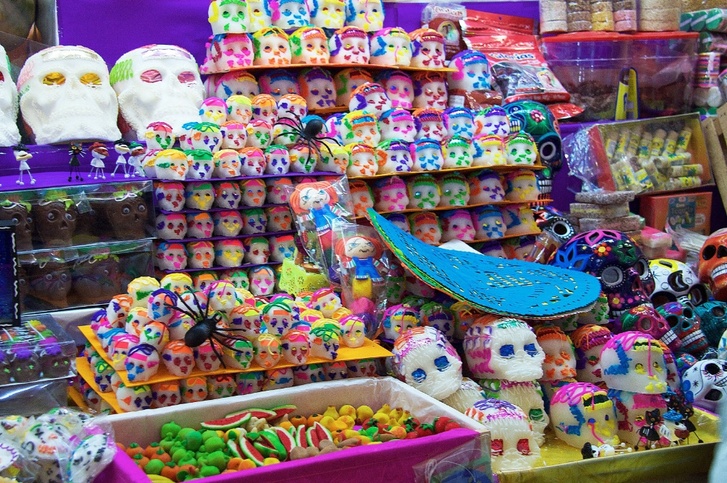 Special Shop for the Day of the Dead