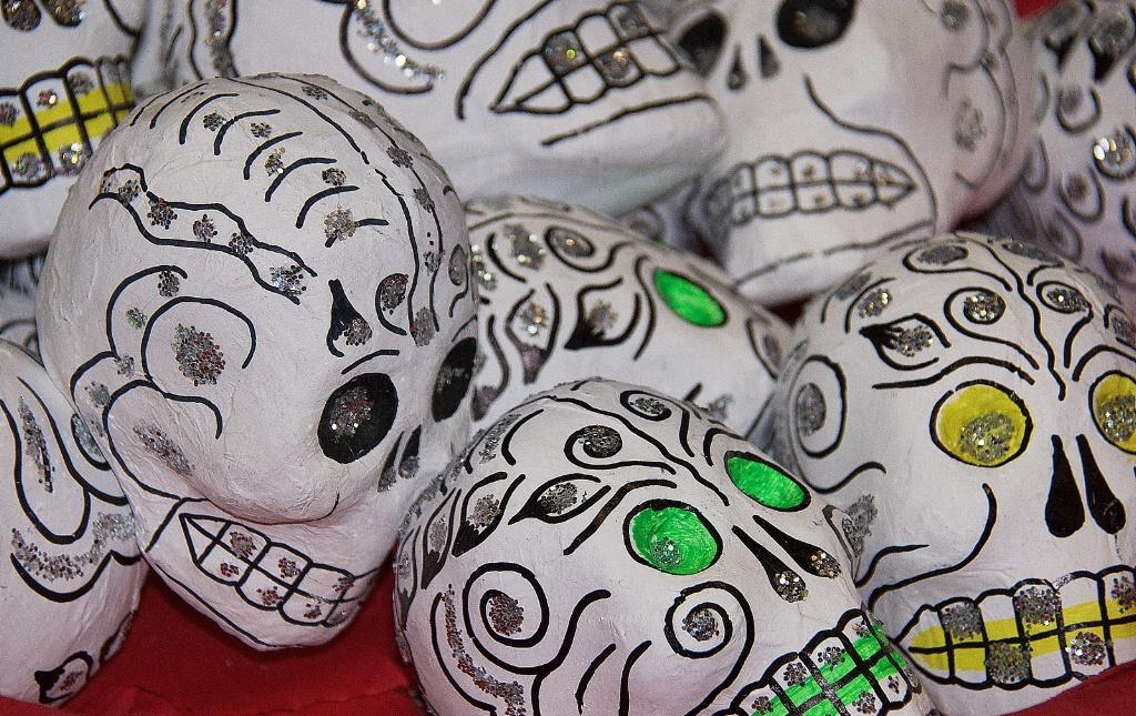 Skulls for the the Dead