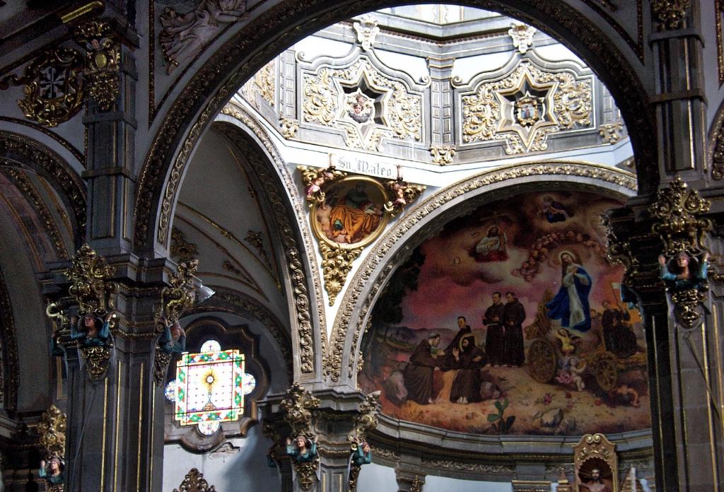 Coyoacan Church