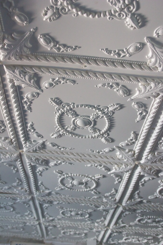 More Ceiling Tiles