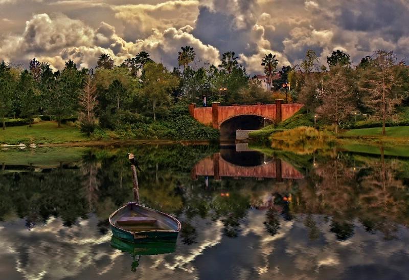 Portofino Bay Orlando, Florida