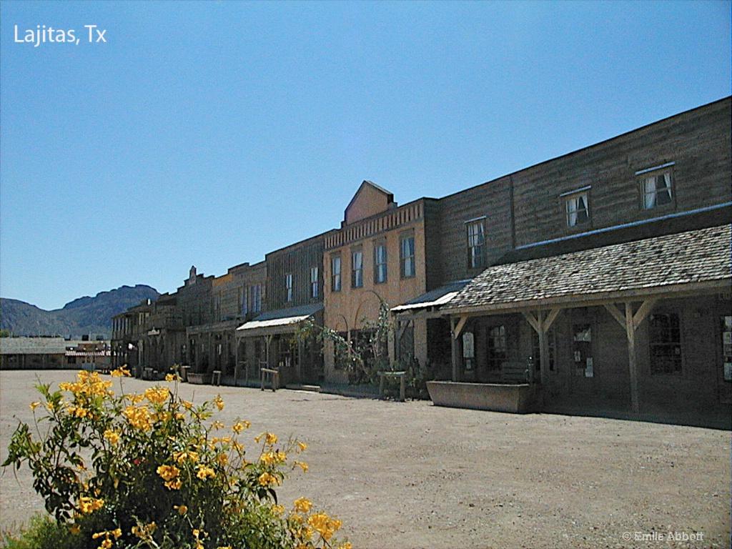 Lajitas, Texas