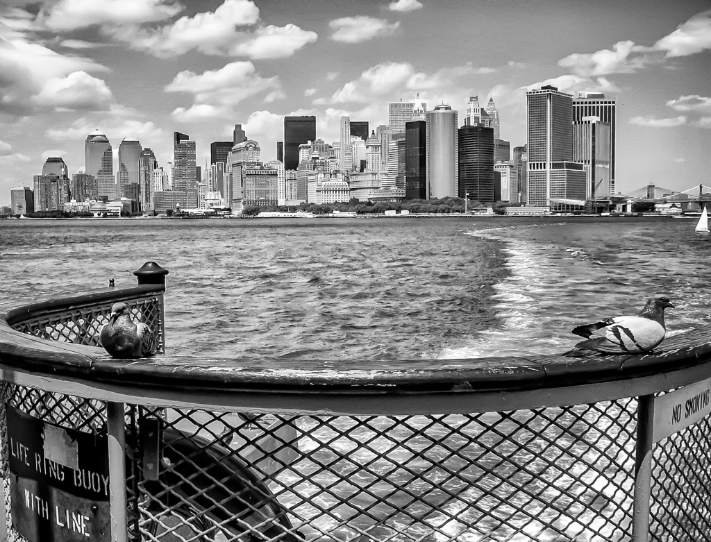 View of Manhattan  0033