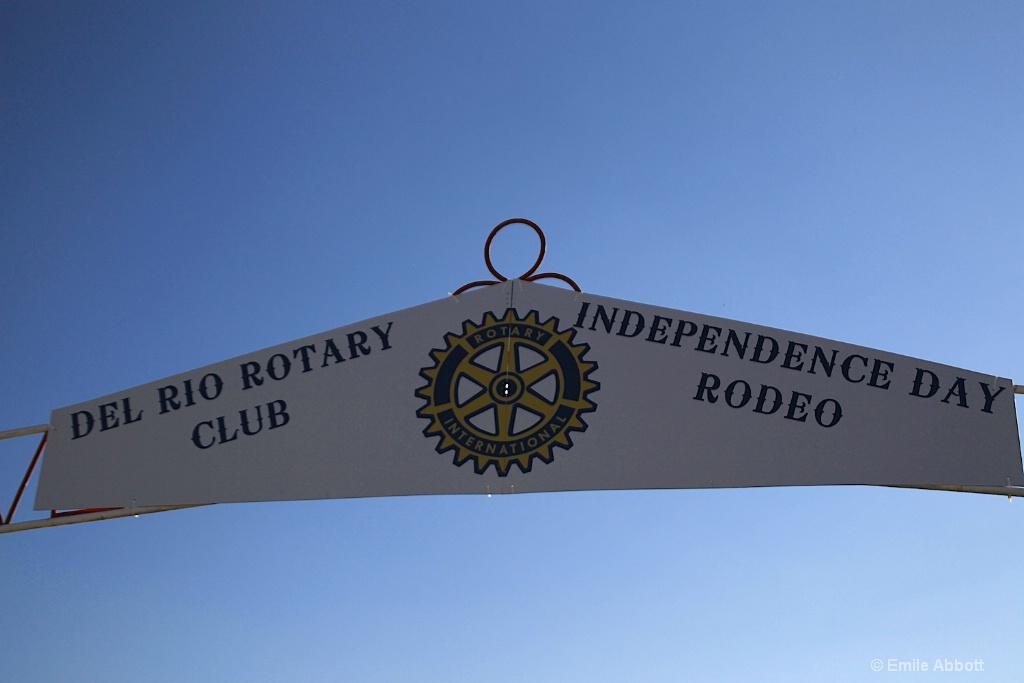 Del Rio Rotary Rodeo