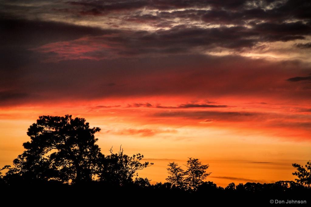 Beautiful Sunset 7-31-17 354