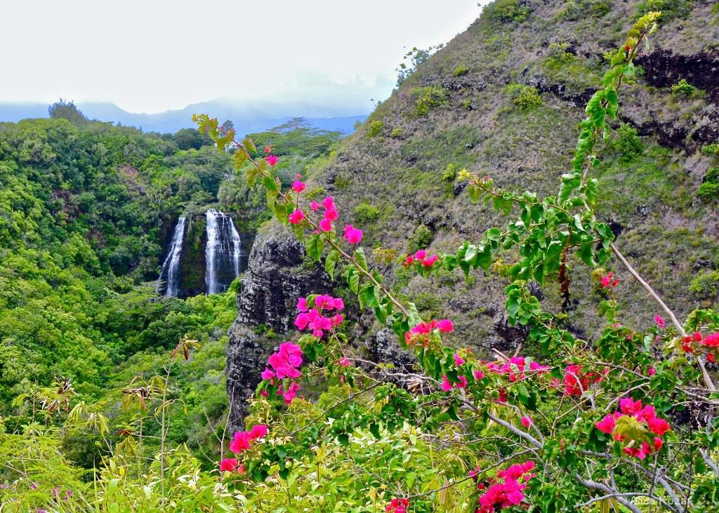 Kawai Water Falls