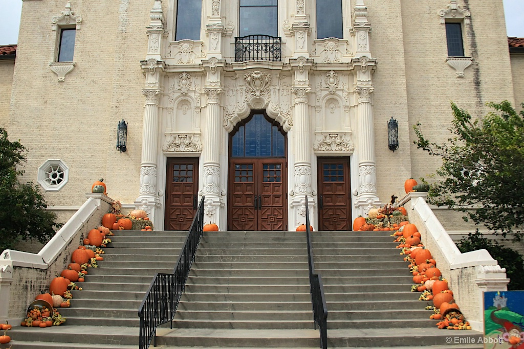 Harvest Stairway