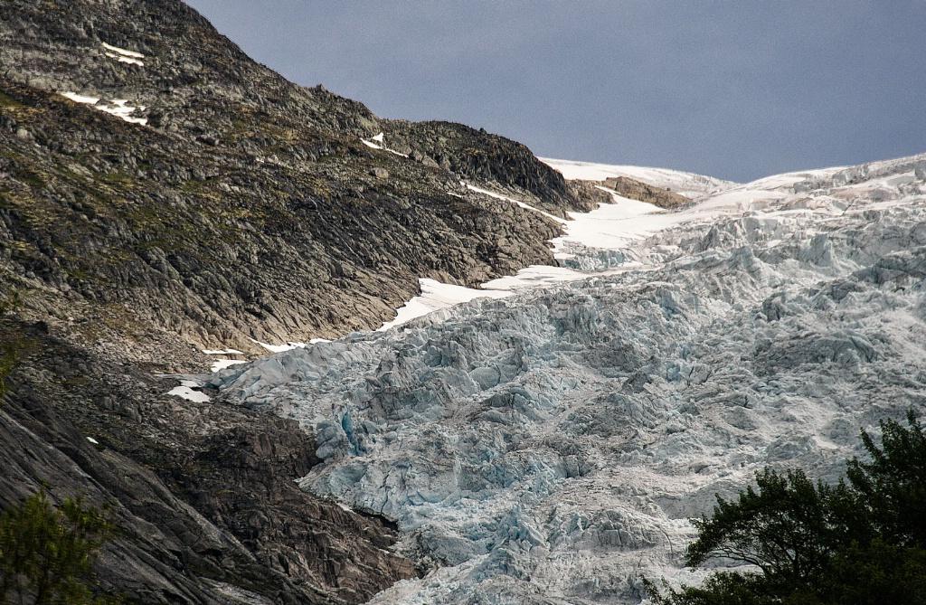 The Glaciar