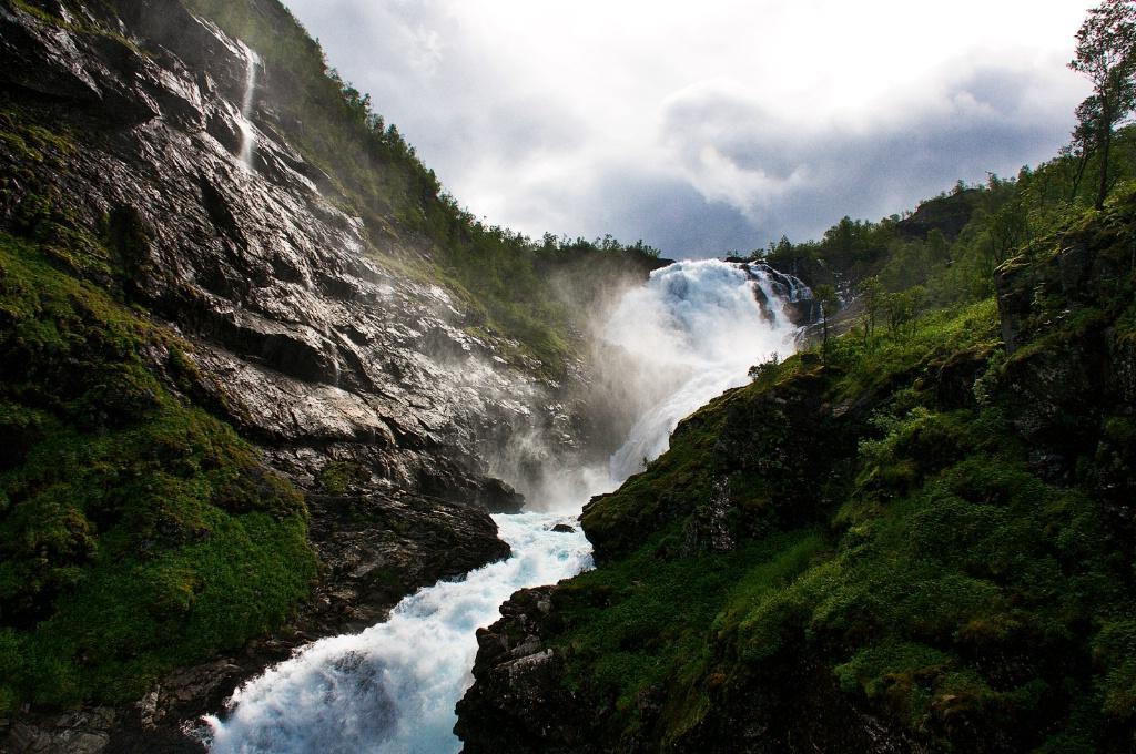 Fantastic Waterfall 2