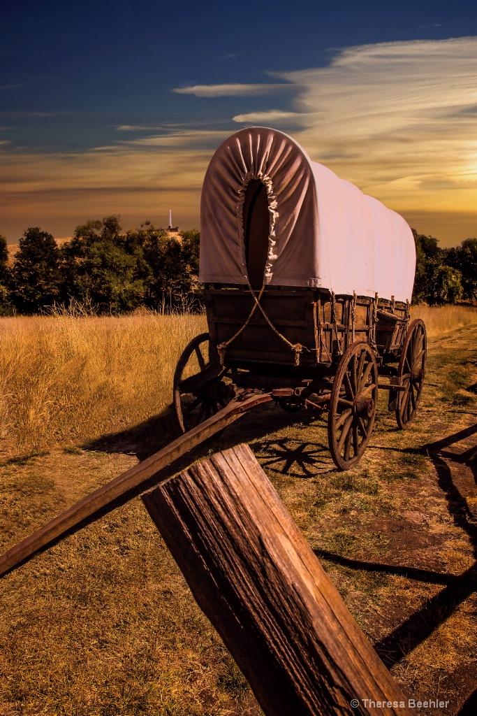 Wagon 'Ho