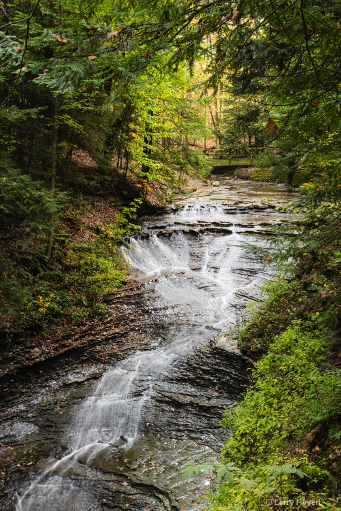 Falls at Cuyahoga Valley National Park