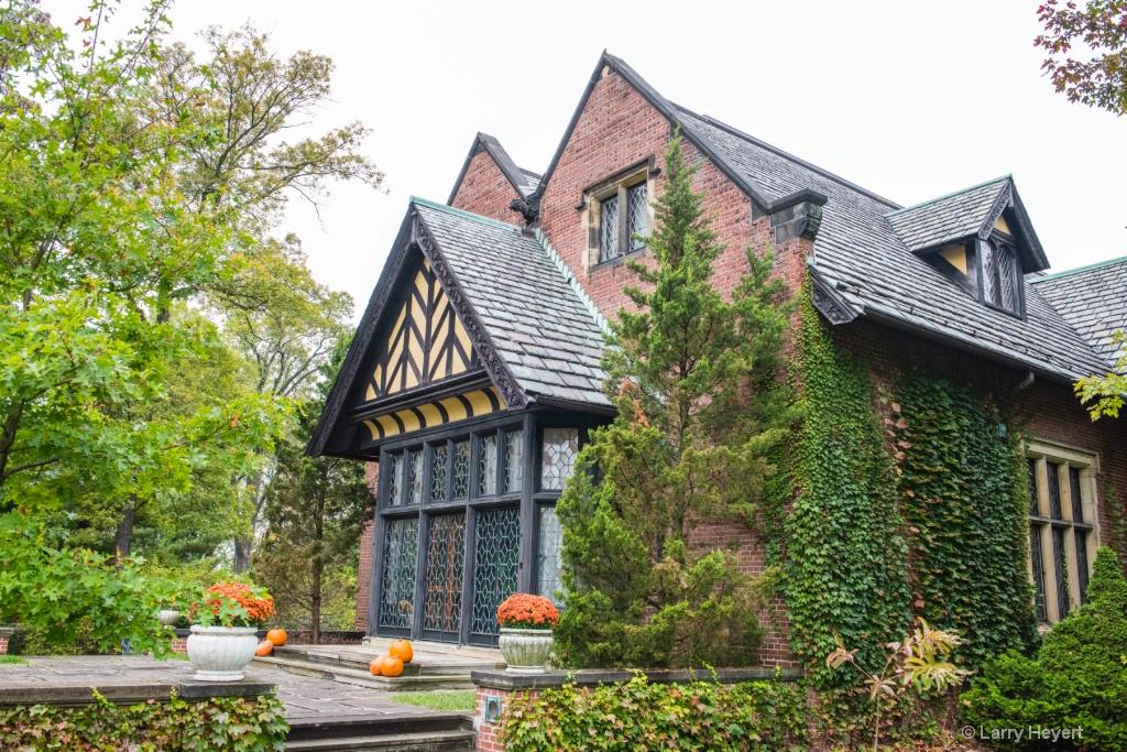 Mansion at Stan Hywet Gardens