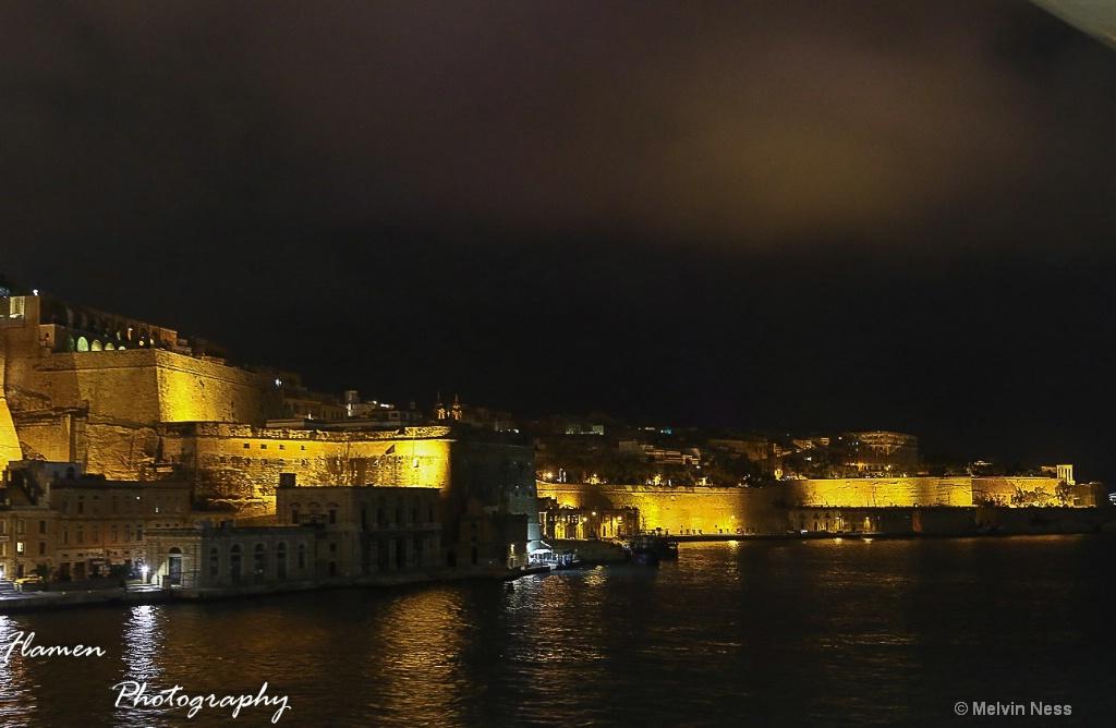 Farewell Valletta