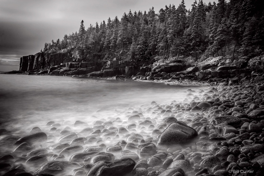 Boulder Beach Acadia National Park